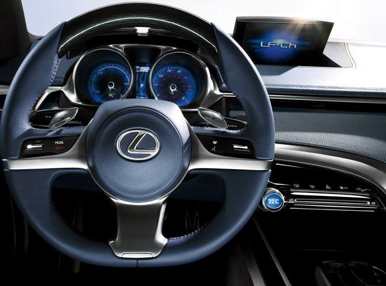 Снимки: Lexus е пълен с изненади!