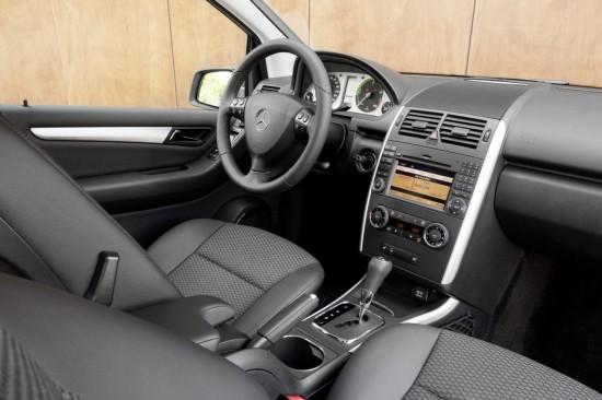 Снимки: Втория електромобил на Benz