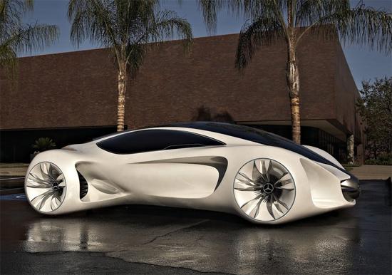 Снимки: Mercedes разкри ексцентричен концепт