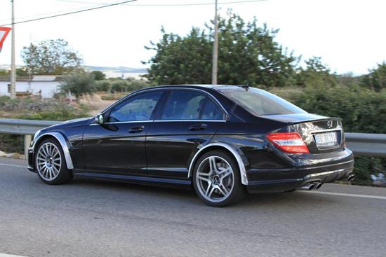 Снимки: Mercedes-Benz подготвя два нови AMG Black Series модела