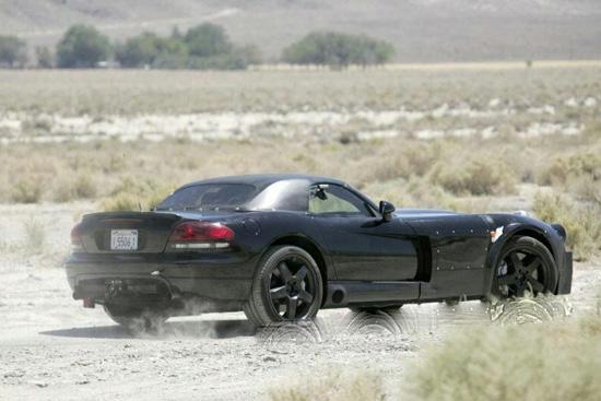 Снимки: Новият Dodge Viper ще бъде американския вариант на SLS AMG