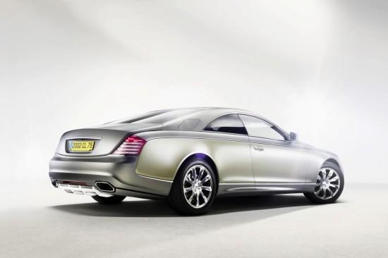 Снимки: Mercedes заплашва Bentley с нов топ-модел