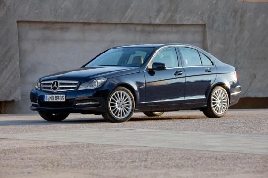 Снимки: Mercedes разкри ексклузивния фейслифт на С-класата