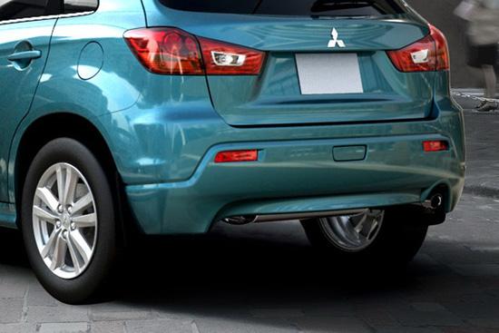 Снимки: Практичен кросоувър от Mitsubishi