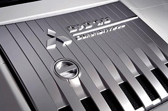 Снимки: Mitsubishi подготвят нов SUV