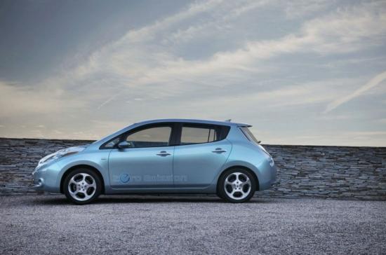 Снимки: Nissan Leaf е вече разпродаден в САЩ
