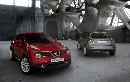 Снимки: Подобен кросоувър не сте виждали като Nissan Juke