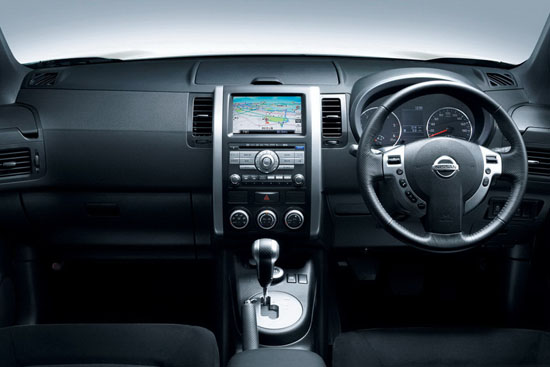 Снимки: Не е лош освежения Nissan X-Trail