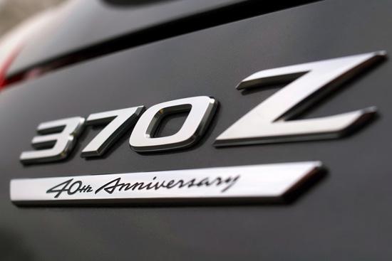 Снимки:  Специално издание на Nissan 370Z идва в Европа