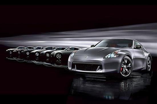Снимки: Nissan празнува 40 г. Z-серия