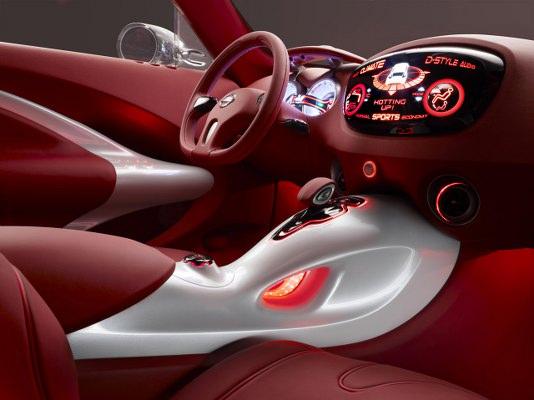 Снимки: Женева 2009: кросоувър концепцията на Nissan - Qazana