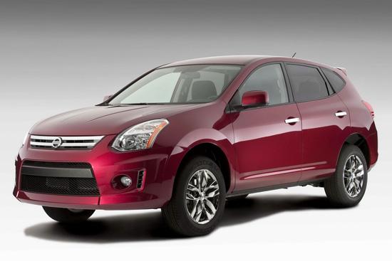 Снимки: Nissan с лимитирана версия на Rogue