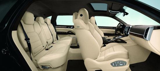 Снимки: Porsche Cajun: По-луксозният вариант на Audi Q5