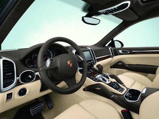 Снимки: Porsche Cayenne Hybrid S обича ЕКО-логията