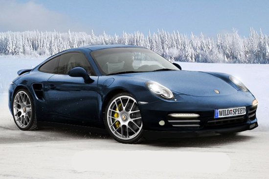 Снимки: Porsche 991 поражда внушителни изводи