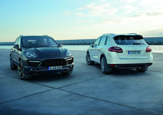Снимки: Разкриха новото поколение Porsche Cayenne