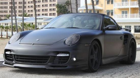 Снимки: Дейвид Бекъм реши да се раздели с Porsche-то си