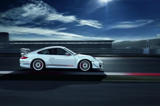 Снимки: Porsche официално представи ексклузивния 911 GT3 RS 4.0