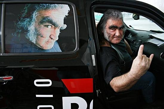 Снимки: Инспектор N-Joy и мистър Zi отново в големия трафик