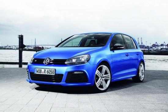 Снимки: VW официално праща Golf R за САЩ