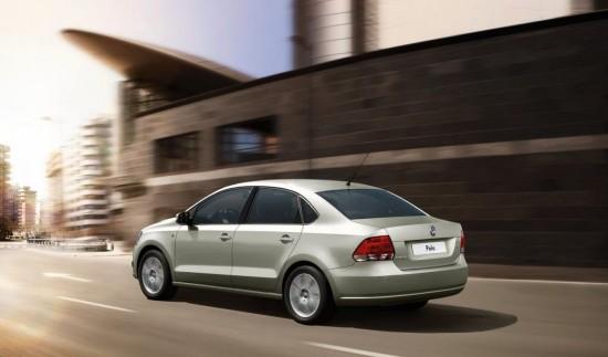 Снимки: Показаха Volkswagen Polo Седан в Русия