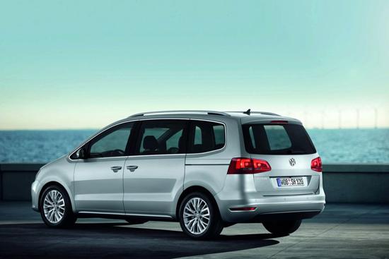 Снимки: Новият Volkswagen Sharan е за предпочитане