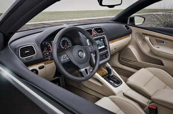 Снимки: Volkswagen придаде нов вид на Eos