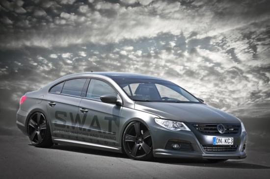 """Снимки: И VW Passat CC може да бъде """"по-разчупен"""" от всяка гледна точка"""