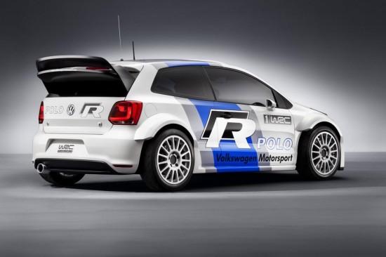 Снимки: VW разкриха състезателното Polo R WRC - дебют през 2013-а