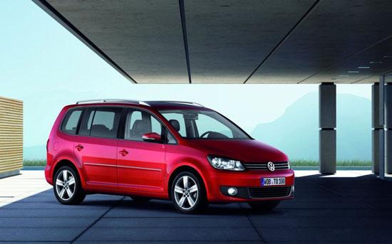 Снимки: Новият Volkswagen Touran ще дебютира в Лайпциг