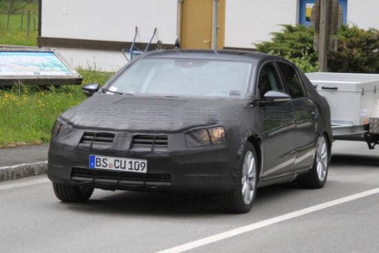 Снимки: В Париж ще дебютира 2011 Volkswagen Passat