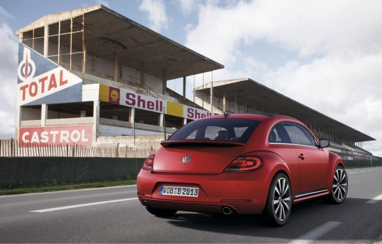 Снимки: От кръв и плът: това е новият VW Beetle