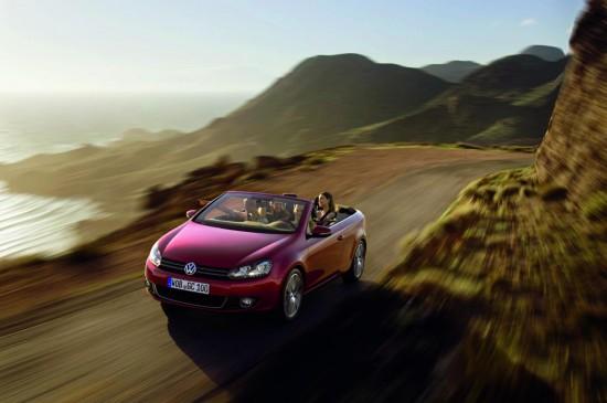 """Снимки: VW Golf Cabrio е новият """"народен"""" кабриолет"""