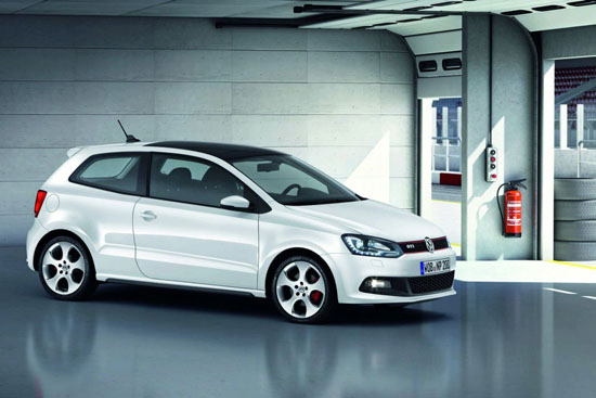 Снимки: Най-мощното Volkswagen Polo се очаква през 2012 г.