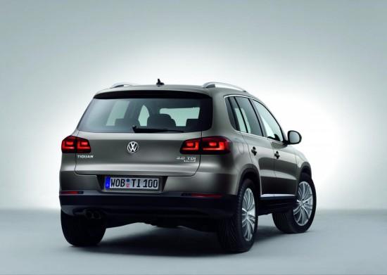Снимки: VW публикува загравящи снимки на обновения Tiguan