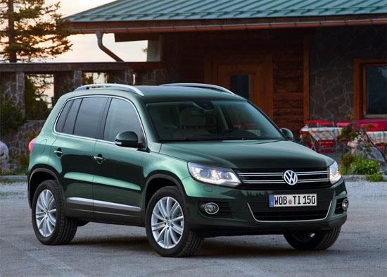 Снимки: Научете всичко за новия VW Tiguan (ВИДЕО)