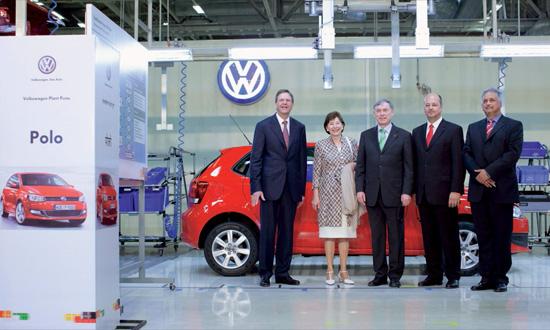 Снимки:  Произведоха точно 11,111,11 бройки от VW Polo