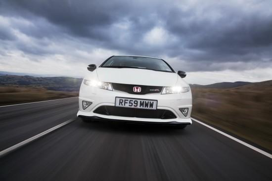 Снимки: Honda спира продажбите на Civic Type R в Европа