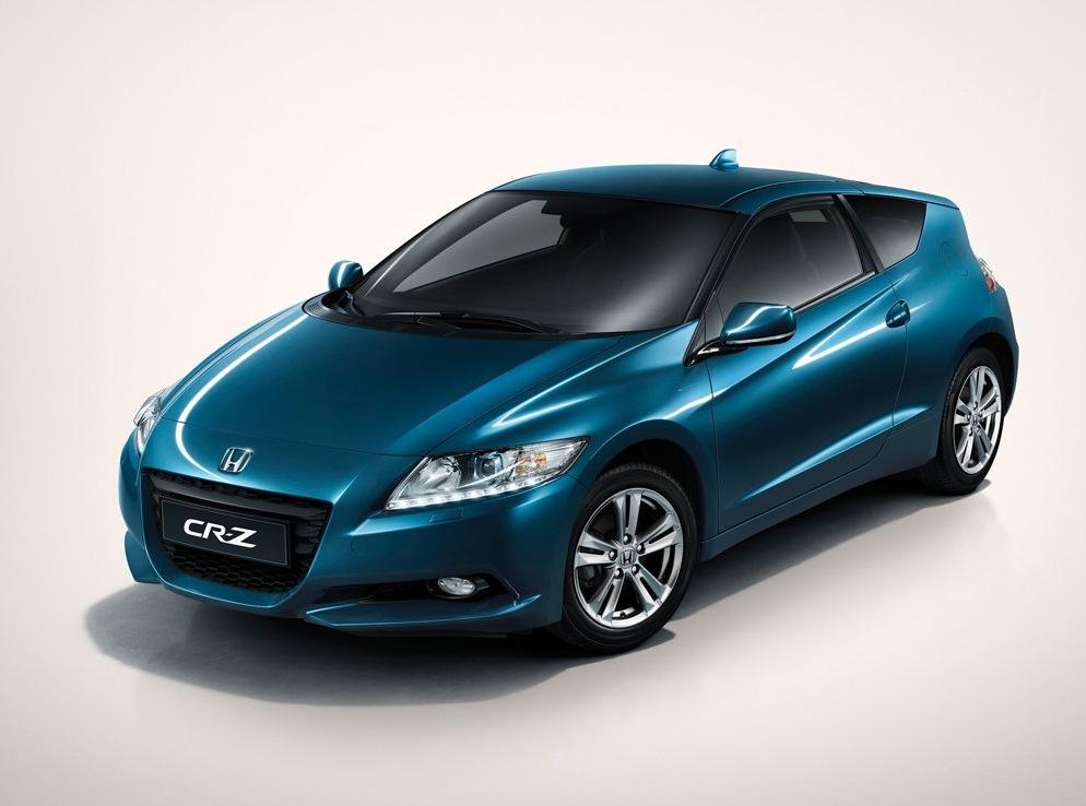 Снимки: Honda обмисля да произвежда по-мощен CR-Z