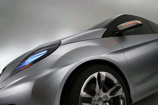 Снимки: Представиха нов концептуален модел на Honda