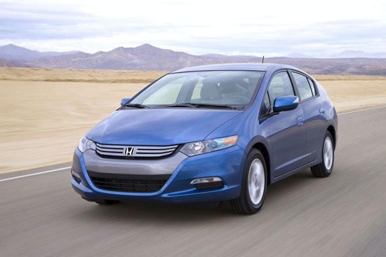 Снимки: Honda съобщи цената на Insight
