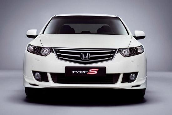Снимки: Honda повишава мощността на Accord Type-S