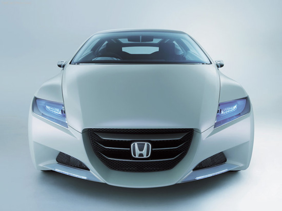 Снимки: Honda подготва серийния CR-Z