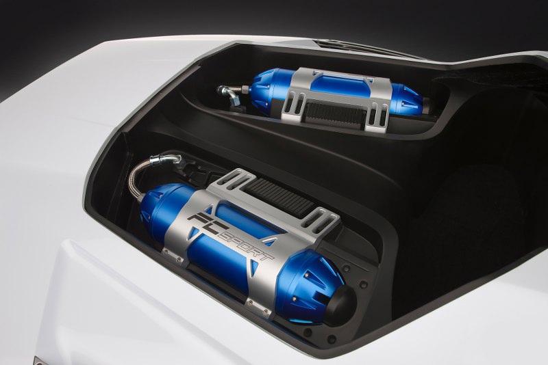 Снимки: Триместна HONDA на батерии