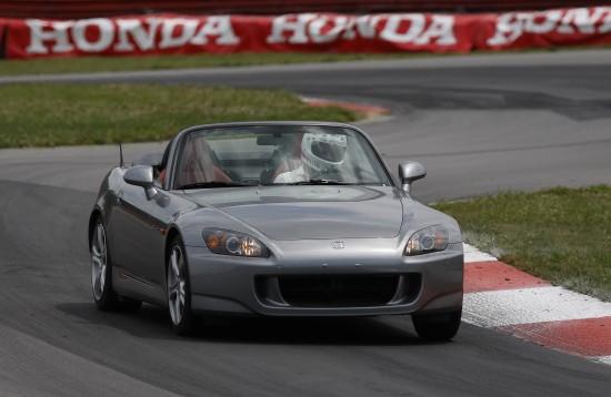 Снимки: Десет години Honda S2000