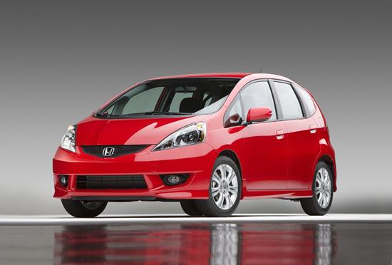 Снимки: Тази година ще видим хибридна версия на Honda Jazz