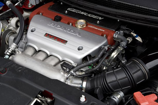 Снимки: Mugen Civic Type R е готов за пистите
