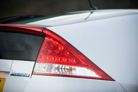 Снимки: Honda Insight Hybryd 2009 с официални снимки.