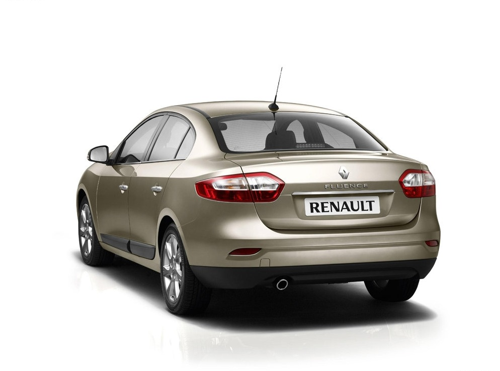 фото Renault Fluence photo.
