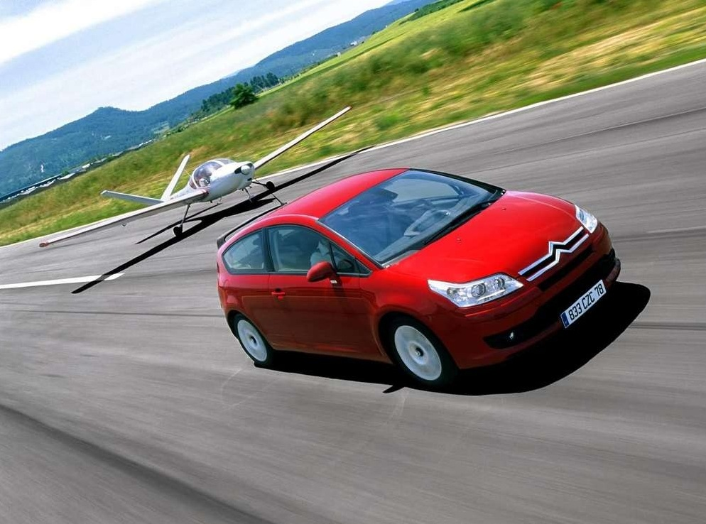 Citroen C4 Coupe 2005-2008 фот…